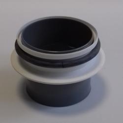 CETii - Raccord 100mm bouche de ventilation
