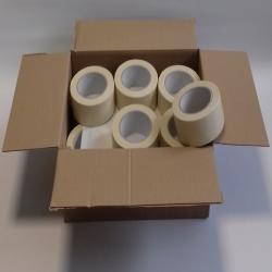Carton de 18 rouleaux d'adhésifs 50mm