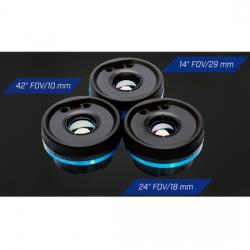FLIR - Objectif 42° + étui pour caméra E75,E85 et E95