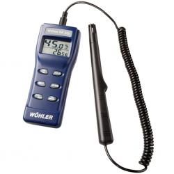 WOHLER - Thermo-hygromètre RF 220