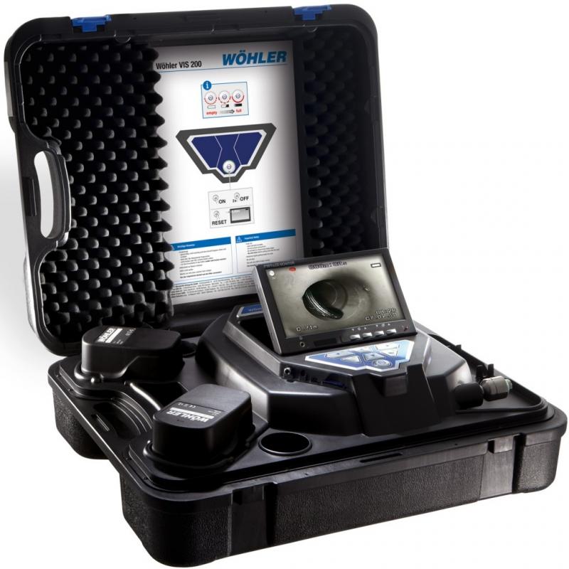 WOHLER - Caméra d'inspection VIS 200
