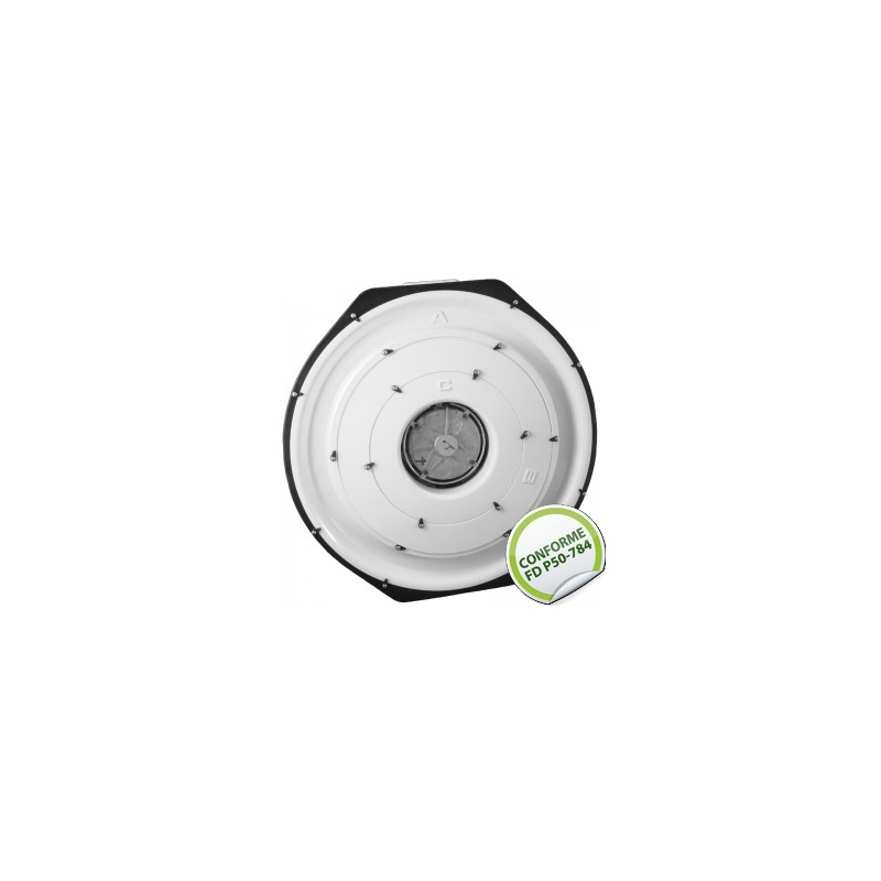 Blowerdoor Ventilateur MN4 conforme FD P50-784