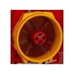 Etalonnage 9 configurations Ventilateur RETROTEC Conforme au FD P50-784