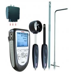 Thermo-micro-anémomètre DIAM-E