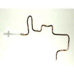 tube capilaire blowerdoor