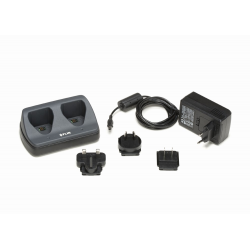 Flir - Chargeur de batterie à deux emplacements / Série T6xx