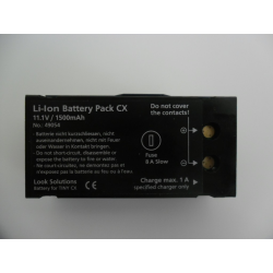 Look - Batterie Li-ion, Tiny CX