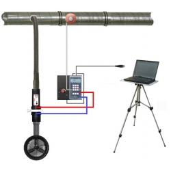 BLOWERDOOR - Micro Leakage Meter