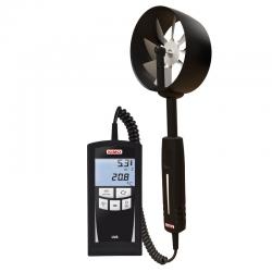 Kimo LVA - Thermo-Anémomètre à hélice Ø 100 mm